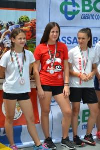 Bellani e Valagussa podio