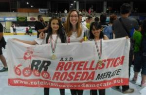Stetco, allenatrice Valagussa e Sannicandro a Fanano